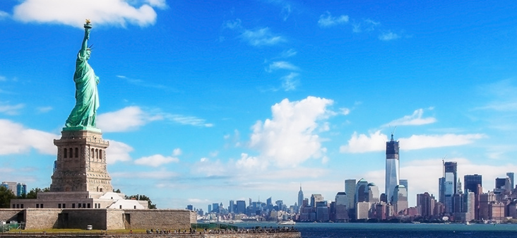 new york stad van de maand maart