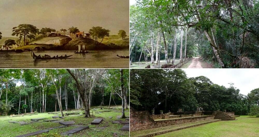 Suriname Blog Suriname rivier Jodensavanne