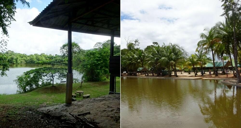 Suriname Blog Suriname rivier sfeer