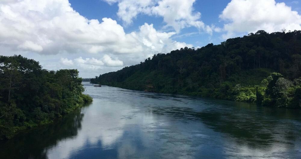 Suriname Blog Suriname rivier