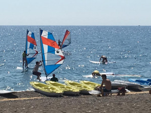Club Med Kemer Palmiye  watersport