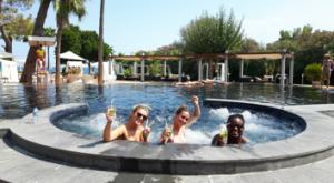 Club Med Kemer Palmiye bubbelbad