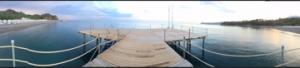 Club Med Kemer Palmiye de pier