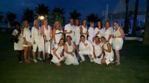 Club Med Kemer Palmiye groepsfoto
