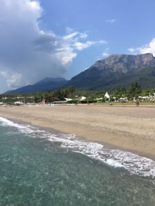 Club Med Kemer Palmiye strand