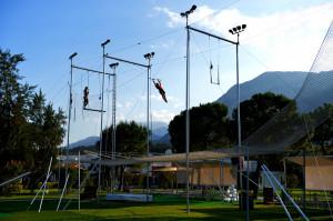 Club Med Kemer Palmiye trapese