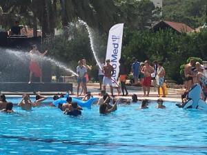 Club Med Kemer Palmiye zwembad