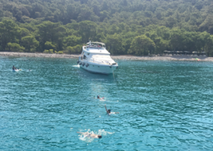 Club Med Kemer Palmiye zwemmen