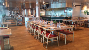 Koningsdam HAL Culinary Arts Centre