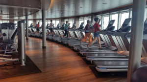 Koningsdam HAL sportcentre fitness